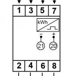 DRT428B branchements