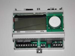 LCD monte avec carte