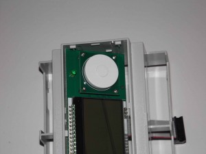 insert LCD