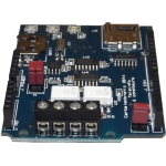 Shield Téléinfo Arduino