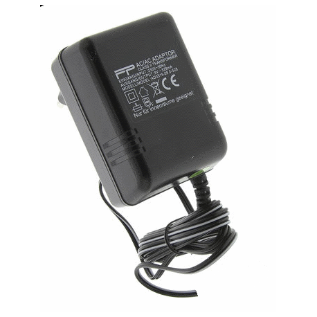 Alimentation 9V AC Mesure tension